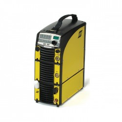 ESAB Caddy TIG 2200i TA34 AC/DC Water Cooled TIG Welder Package