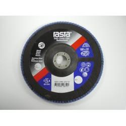 "Rasta 7"" Flap Disc 60 Grit 6564RA"