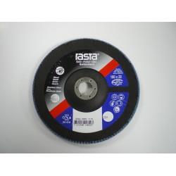 "Rasta 7"" Flap Disc 80 Grit 6564RA"