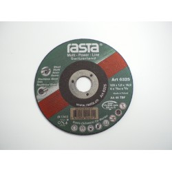 "Rasta 4"" Metal Cutting Disc 2325RA"