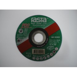 "Rasta 4.1/2"" Metal Cutting Disc 6331A"