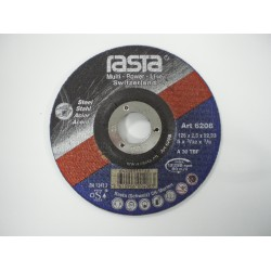 "Rasta 5"" Metal Cutting Disc 6208RA"