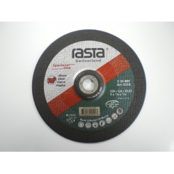 "Rasta 9"" Stone Cutting Disc 3318RA"