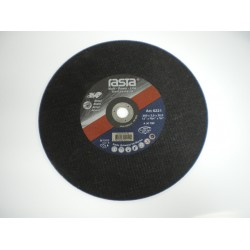 "Rasta 12"" Metal Cutting Disc 6221A"