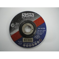 "Rasta 5"" Grinding Disc 6109RA"
