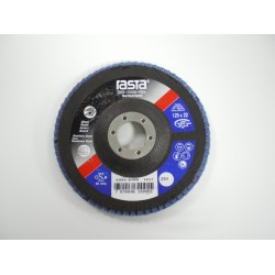 "Rasta 5"" Flap Disc 80 Grit 6562RA"