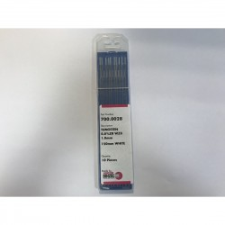 Binzel Tungsten Electrode 1.0mm Zirconiated (pack 10)