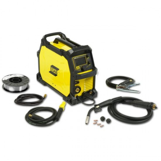 ESAB Rebel EMP 215ic Multi-Process Inverter Welder