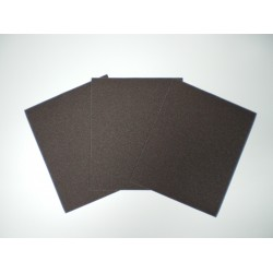 Aluminium Oxide Sheet 230 x 280mm 60Grit (Pack 3)