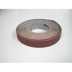 Aluminium Oxide Roll 25 x 25mm 60Grit