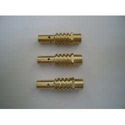 Binzel MIG Tip Adaptor MB15 M6