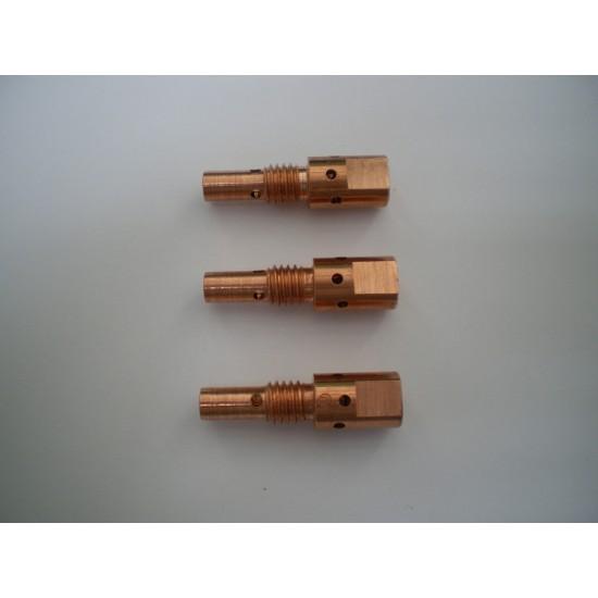 Binzel MIG Tip Adaptor MB25 M6