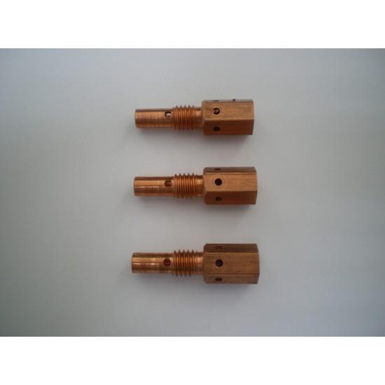 Binzel MIG Tip Adaptor MB25 M8