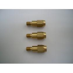 Binzel MIG Tip Adaptor MB36 M8