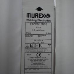 Murex Fortrex 7018 MMA Welding Rod 4.0 x 450mm