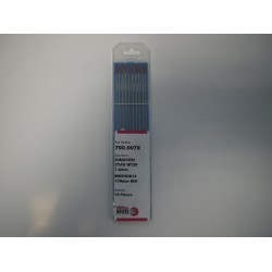 Binzel Tungsten Electrode 1.0mm Thoriated (pack 10)