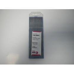 Binzel Tungsten Electrode 3.2mm Thoriated (Pack 10)
