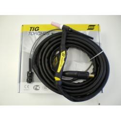 ESAB TXH201F TIG Torch - 8m