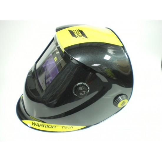 ESAB Warrior Tech Welding Helmet - Black