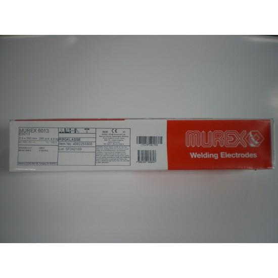 Murex E6013 MMA Welding Rod 2.5 x 350mm - Mild Steel