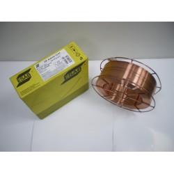 ESAB OK Autrod 12.51 MIG Wire 1.0mm 18Kg