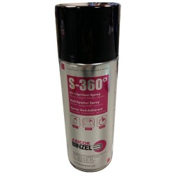 Binzel Anti-Spatter Spray S-360 - 400ml