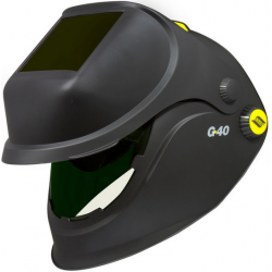 ESAB G40 Prepared for Air and PAPR Unit - Package (60 x 110mm Shade 10)