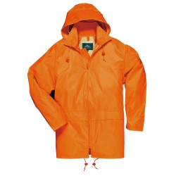 Portwest S440 Orange Rain Jacket