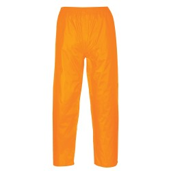 Portwest S441 Orange Rain Trousers