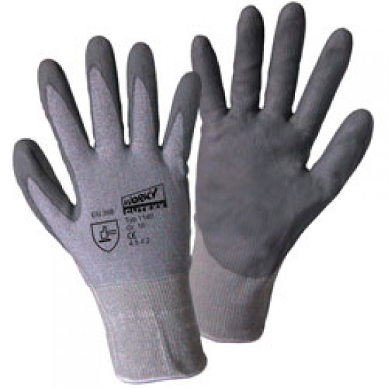 RECA Glass Fibre PU Cut Level 5 Glove