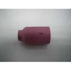 Binzel TIG Ceramic Shroud No7 (54N15) - WP17,18,26 Gas Lens