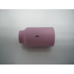 Binzel TIG Ceramic Shroud No8 (54N14) - WP17,18,26 Gas Lens
