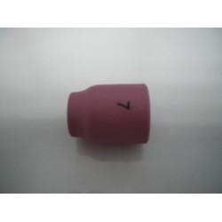 Binzel TIG Ceramic Shroud No7 (53N61) - WP9,20 Gas Lens