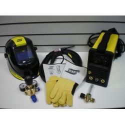 ESAB Buddy TIG 160 Welding Starter Kit