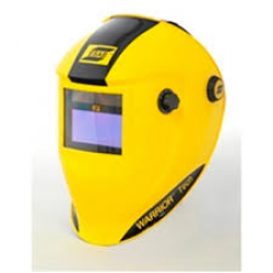 ESAB Warrior Tech Welding Helmet - Yellow