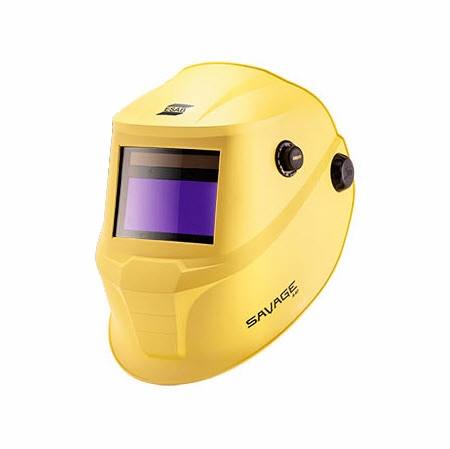 ESAB Savage A40 Welding helmet Yellow Variant